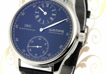 IWC 5443 Limited Edition Wempe Portuguese Regulateur, Platinum