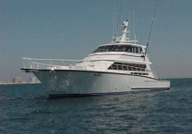 101' Breaux Bay Yacht Fisherman