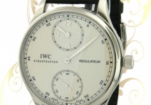 IWC IW544403 Limited Edition Portuguese Regulateur, Platinum
