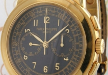 Patek Philippe 5070J Chronograph, Yellow Gold