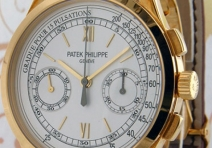 Patek Philippe 5170J Chronograph, Yellow Gold