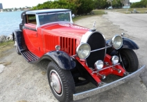 1929 Bugatti Type 41 Royale Binder Sedanca Replica