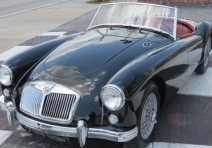 1959 MG MGA Convertible