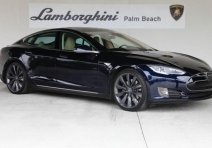 2013 Tesla Model S Performance Sedan